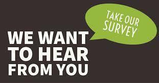 Take Our Survey Today!