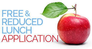 2019-2020 Free and Reduced Lunch Application