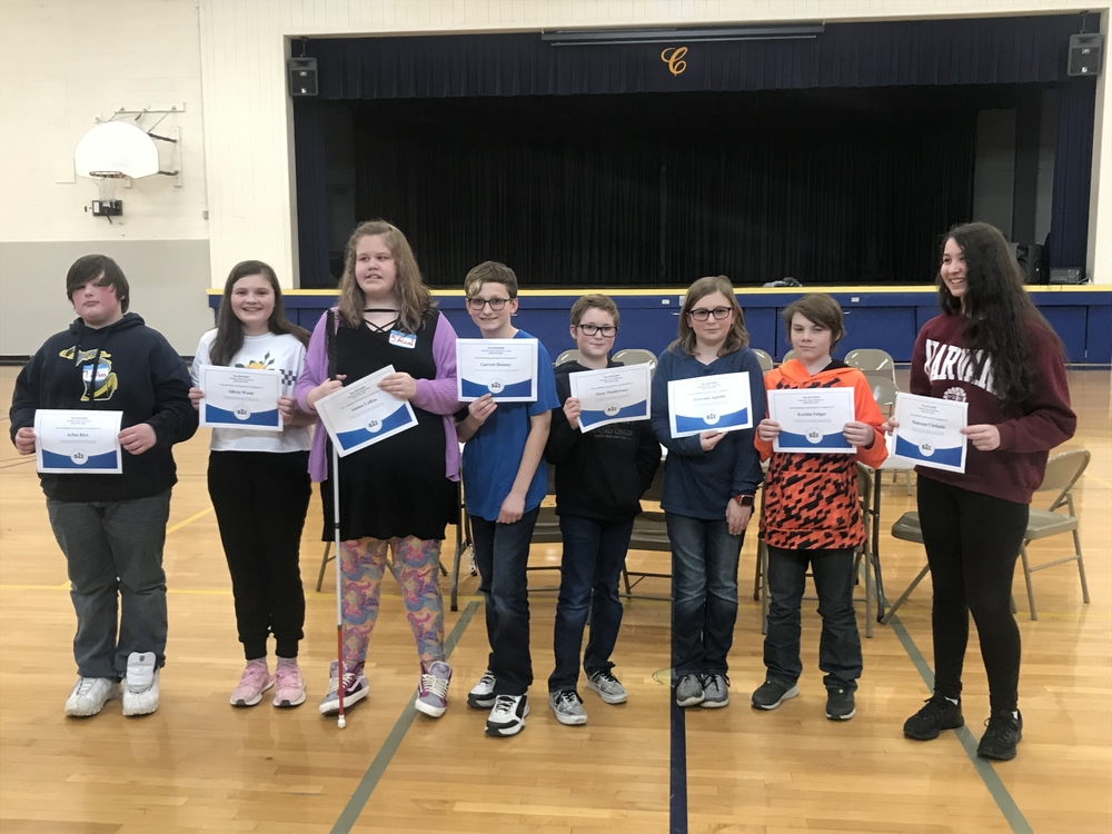 5th and 6th Grade Spelling Bee