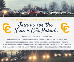 Senior Car Parade