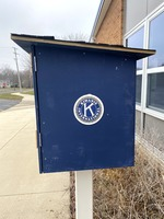 Kiwanis Book Box
