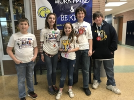Congratulations to our Robotics Team!