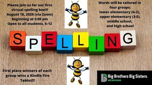 Virtual Spelling Bee