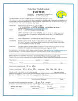 Flag Football Registration