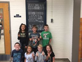 CES LITTLE EAGLES NEWSLETTER - September 6, 2018