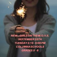 An Event for 5th-8th Grade Girls