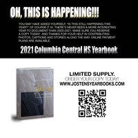 Purchase your CCHS Yearbook by January 29th!