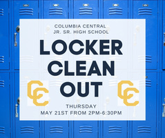Locker Clean Out Day