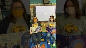 Preschool Video featuring Mrs. Hynes and Mrs. Lambarth