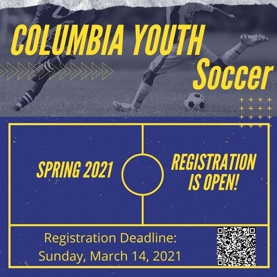 Youth Soccer Registration