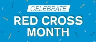 celebrate American Red Cross month