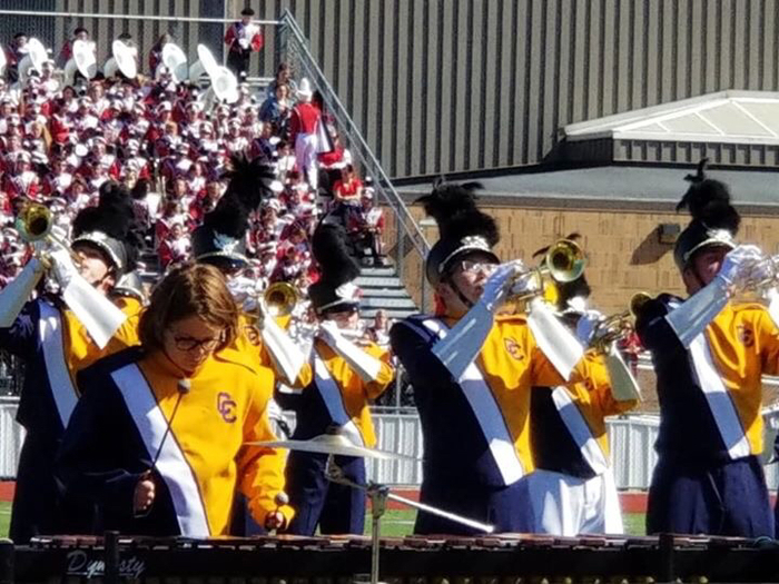 Band competition!