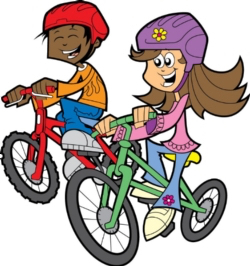 Bike or Walk to School Day