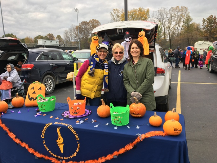 Join us for Trunk or Treat!