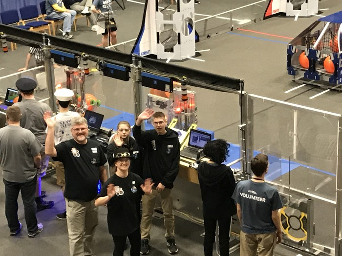 Golden Gears Robotics Team