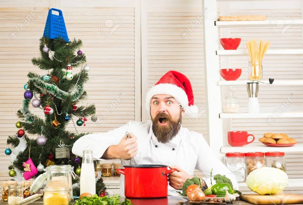 Christmas Chef Competition