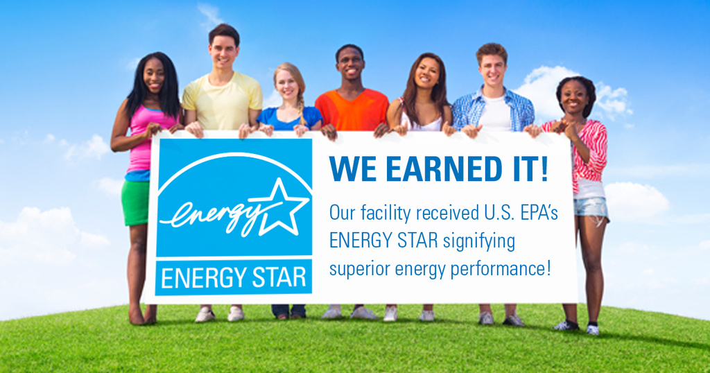 Certified Energy Star by the US EPA!
