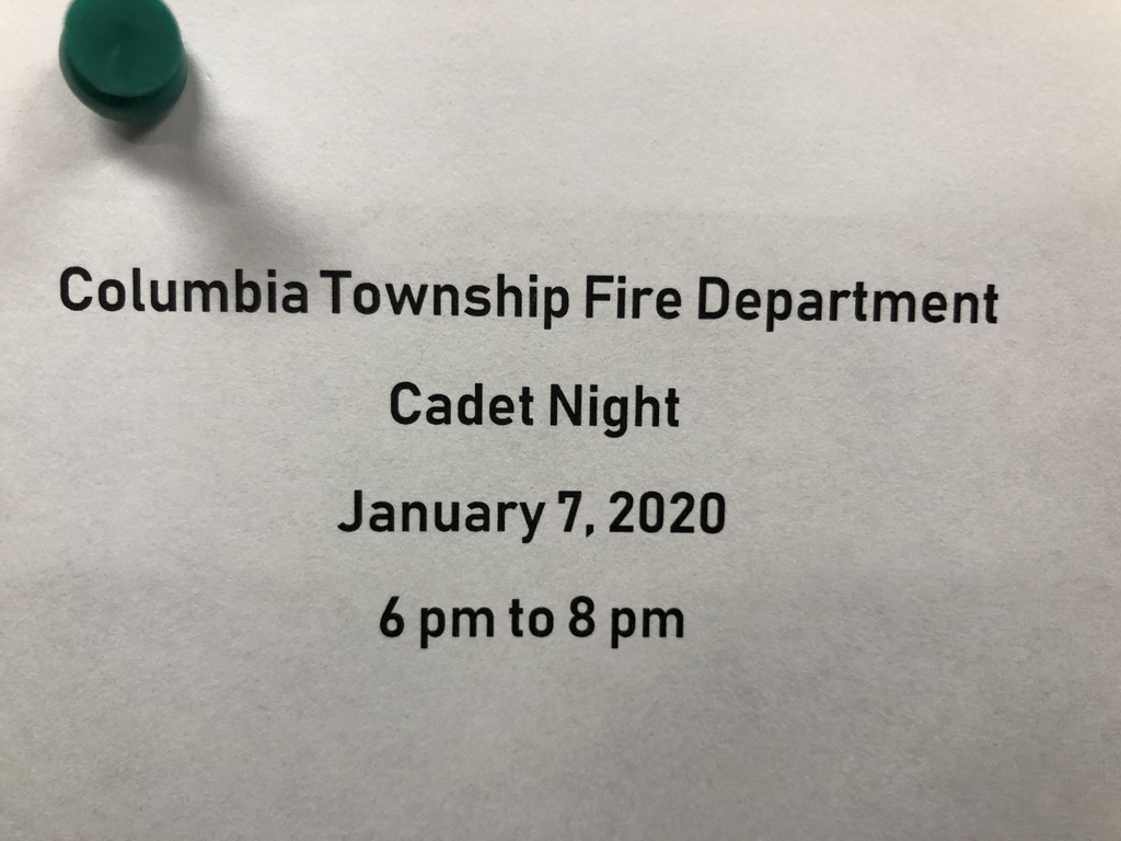 Cadet Night