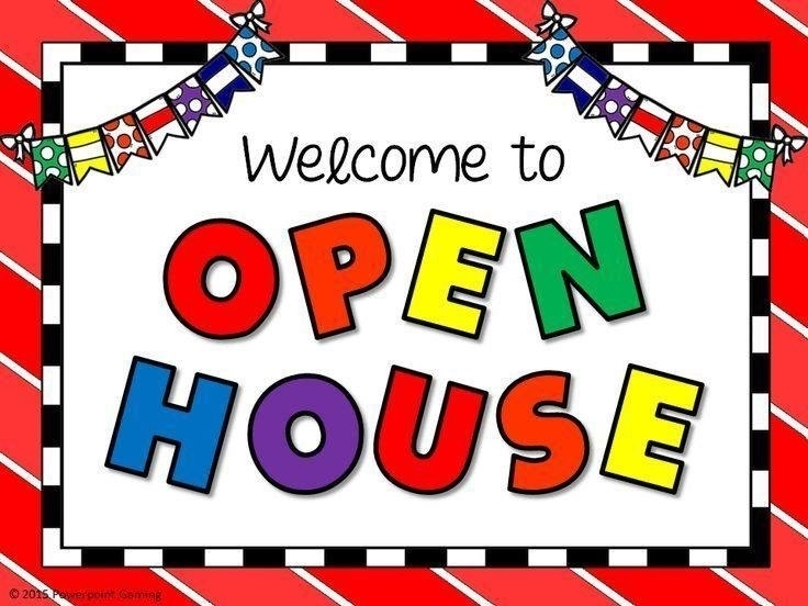 Open House!