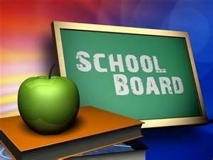 School Board Sign