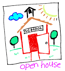 1st and 2nd Grade Open House at CES